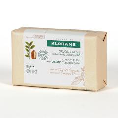 Klorane Body Care Jabón Crema Fleur de Cupuaçu 100 g
