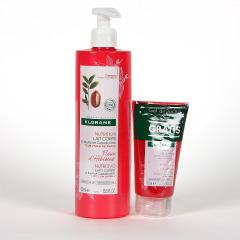 Klorane Body Care Leche Corporal Fleur D' Hibiscus 400 ml + Gel Ducha 75 ml Regalo