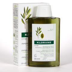 Klorane Capilar Champú Olivo 200 ml