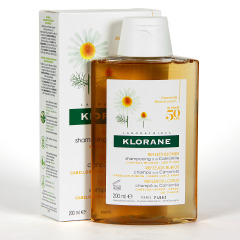 Klorane Capilar Champú Camomila 200 ml