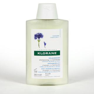Klorane Capilar Champú Centaurea 200 ml