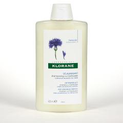 Klorane Capilar Champú Centaurea 400 ml