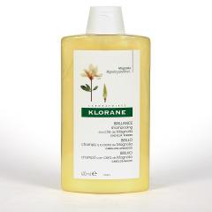 Klorane Capilar Champú Cera de Magnolia 400 ml