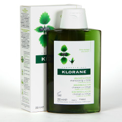 Klorane Capilar Champú de Ortiga 200 ml