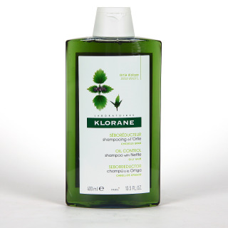 Klorane Capilar Champú de Ortiga 400 ml