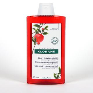 Klorane Capilar Champú Granada 400 ml