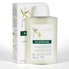 Klorane Capilar Champú Leche de Almendras 200 ml