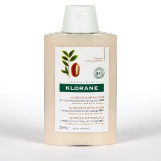 Klorane Capilar Champú Manteca de Cupuaçu BIO 200 ml
