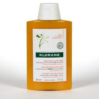 Klorane Capilar Champú Nutritivo al Tamanu BIO y al Monoï 200 ml
