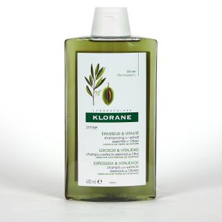 Klorane Capilar Champú Olivo 400 ml