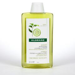 Klorane Capilar Champú Pulpa de Cidra 400 ml