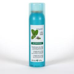 Klorane Capilar Champú seco Menta acuática 150 ml
