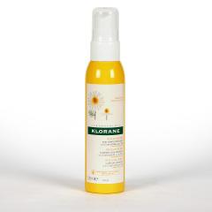 Klorane Capilar Cuidado Solar Aclarador Camomila  y Miel 125 ml