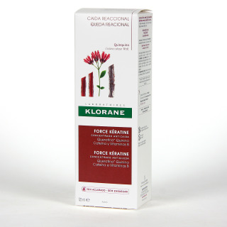 Klorane Capilar Force Keratine Concentrado Anticaída Spray 125 ml