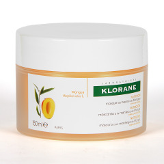 Klorane Capilar Mascarilla Reparadora a la Manteca Mango 150 ml