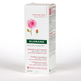 Klorane Capilar Sérum SOS a la Peonía 65 ml