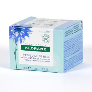 Klorane Gel Crema al Aciano 50 ml