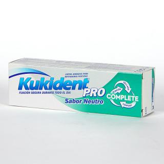 Kukident Pro crema adhesiva 47g
