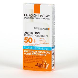 La Roche Posay Anthelios Dermopediatrics Fluido Hidratante SPF 50+ 50 ml