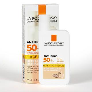 La Roche Posay Anthelios Fluido Invisible SPF50+ Color 50 ml