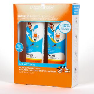 La Roche Posay Anthelios Wet Skin Dermo-Pediatrics SPF50+ Duplo 2x250 ml