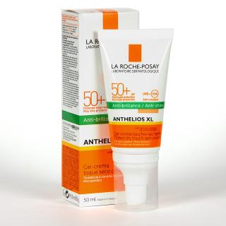 La Roche Posay Anthelios XL Gel-Crema Toque Seco SPF 50+ Con Color