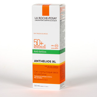 La Roche Posay Anthelios XL Gel-Crema Toque Seco SPF 50+ 50 ml