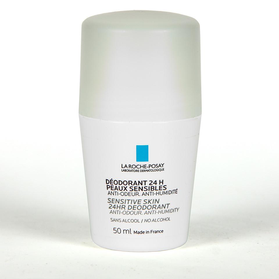 La Roche Posay Desodorante Fisiológico 24H Roll-on 40 ml