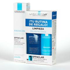 La Roche Posay Effaclar Duo+ 40 ml + Rutina de limpieza de regalo