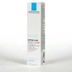La Roche Posay Effaclar Duo + SPF 30 40 ml