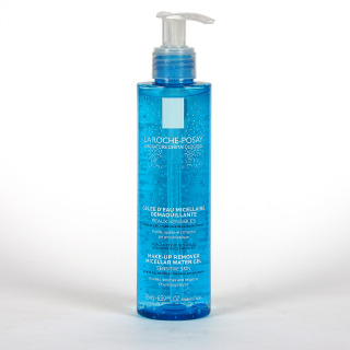 La Roche Posay Gel de Agua Micelar Desmaquillante 200 ml