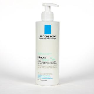 La Roche Posay Lipikar Urea 5+ Leche Corporal 400 ml
