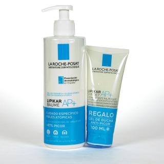 La Roche Posay Lipikar Baume AP+ 400 ml + Gel de ducha 100 ml  de regalo