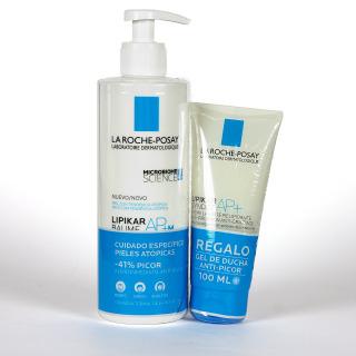La Roche Posay Lipikar Baume AP+M 400 ml + Syndet Gel de ducha 100 ml regalo