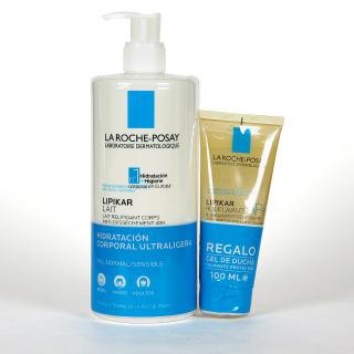 La Roche Posay Lipikar Leche 750 ml + Aceite Lavante 100 ml Regalo