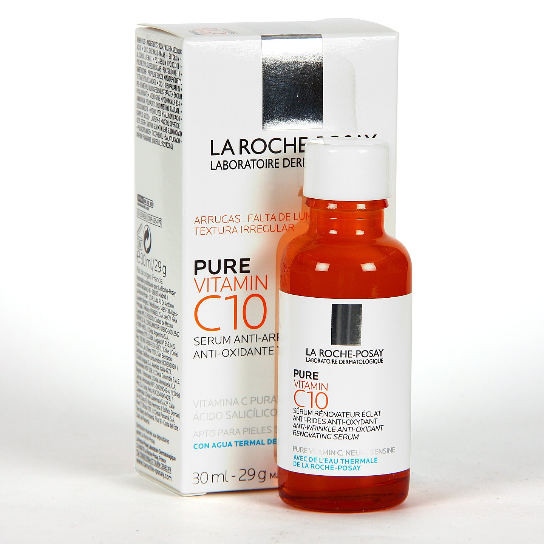 La Roche Posay Pure Vitamin C 10 Farmacia Jiménez