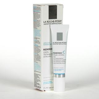 La Roche Posay Redermic C Ojos 15 ml