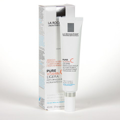 La Roche Posay Pure Vitamin C Crema Fluida Piel Normal y Mixta 40 ml