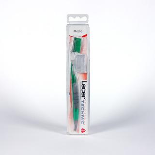 Lacer Cepillo de dientes medio