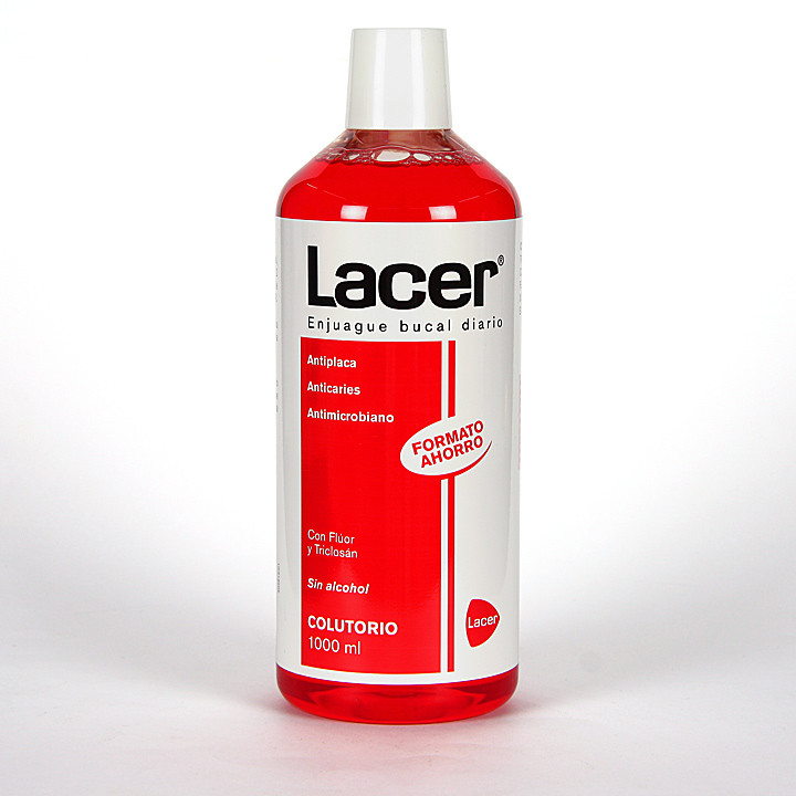 Lacer Colutorio anticaries 1000 ml