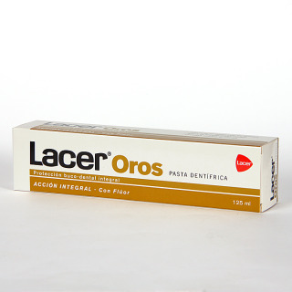 Lacer Oros pasta dentífrica 125 ml