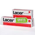 Lacer pasta dentífrica anticaries 125 ml + pasta 35 ml regalo
