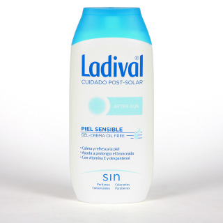 Ladival Aftersun Piel Sensible 200ml