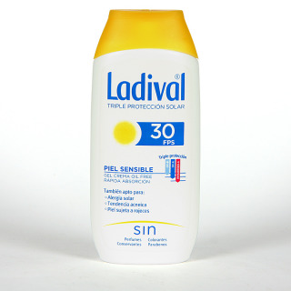 Ladival Pieles sensibles o alérgicas SPF 30 200 ml