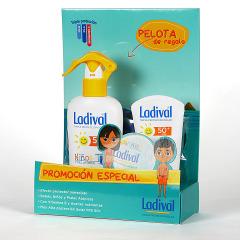Ladival Niños y Pieles Atópicas Spray Corporal + Leche Facial Duplo