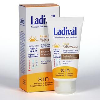 Ladival Pieles Mediterráneas SPF 20 50 ml