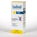Ladival Pieles sensibles o alérgicas Gel-Crema facial con Color SPF 50+ 50 ml