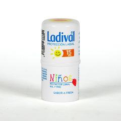 Ladival Protector Labial Niños SPF 15