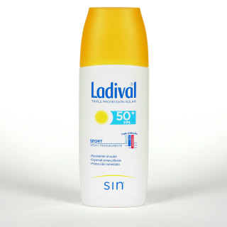 Ladival Sport Spray Transparente SPF 50+ 150ml