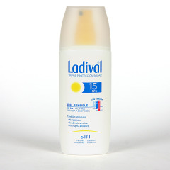 Ladival Spray Pieles sensibles o alérgicas SPF 15 150 ml